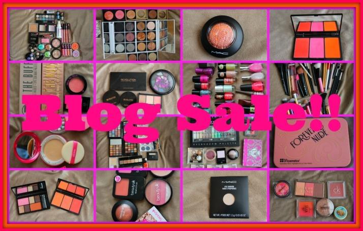 Blog Sale