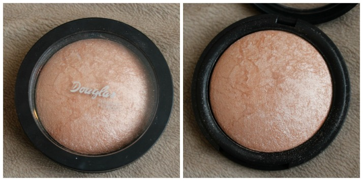 douglas highlighter mac soft and gentle dupe
