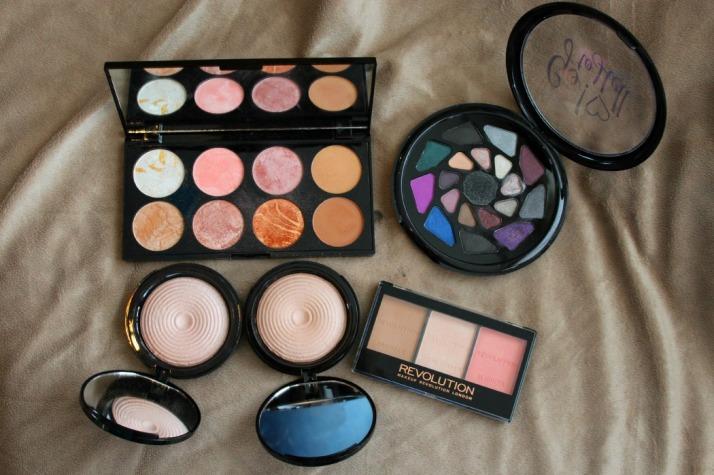 pakket makeup revolution blog sale